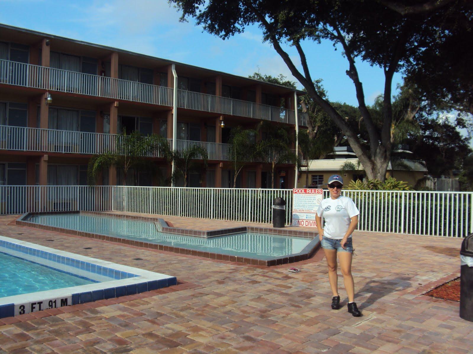 Hotel Howard Johnson Tropical Palms, em Kissimmee
