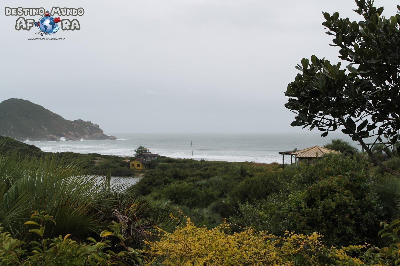 Praia do Rosa, em Imbituba