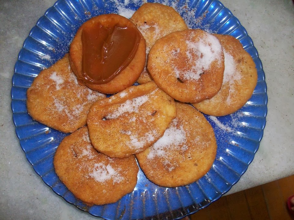 Receitas do Mundo | Sopaipillas