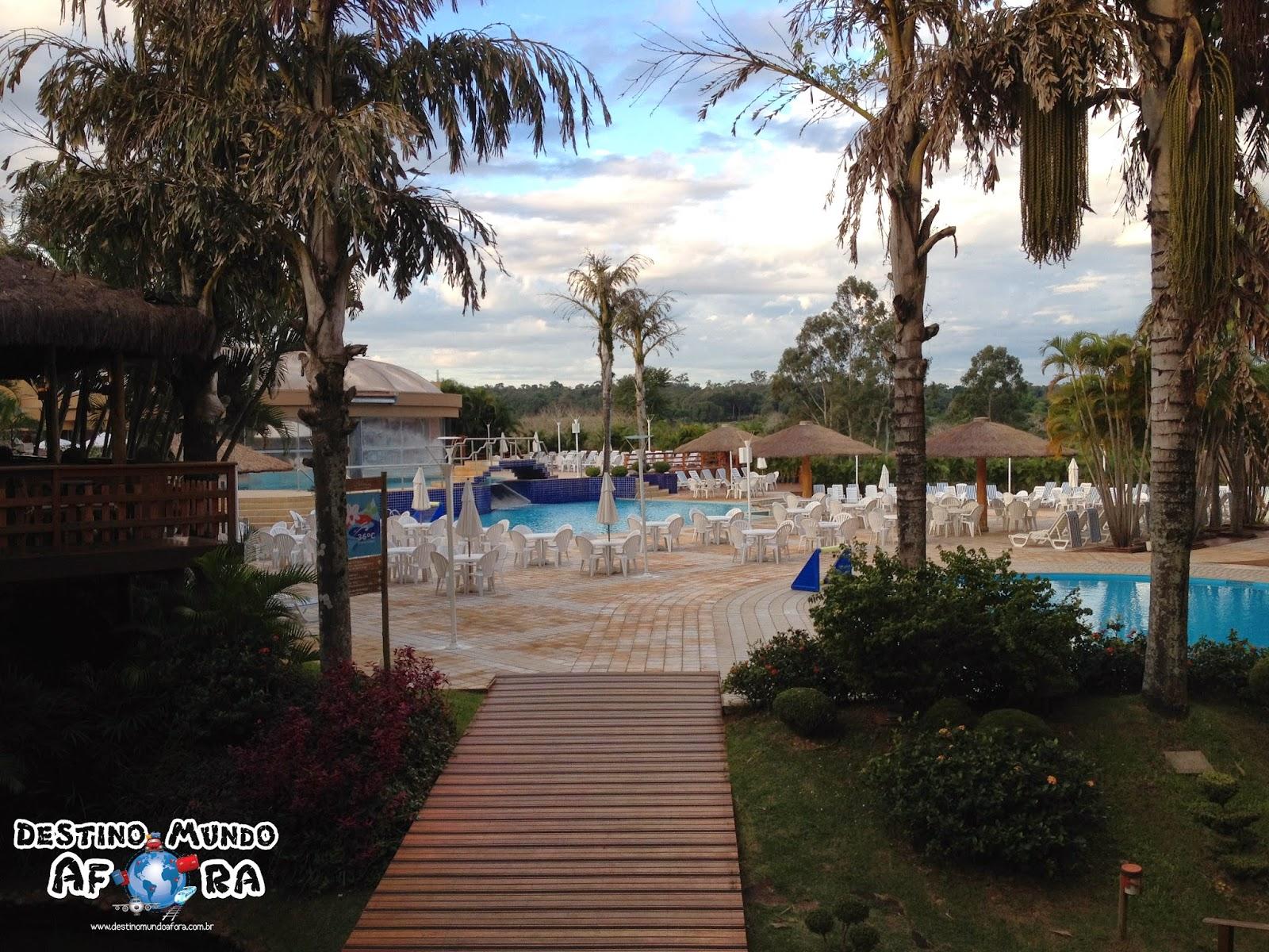 Mabu Thermas & Resort, em Foz do Iguaçu