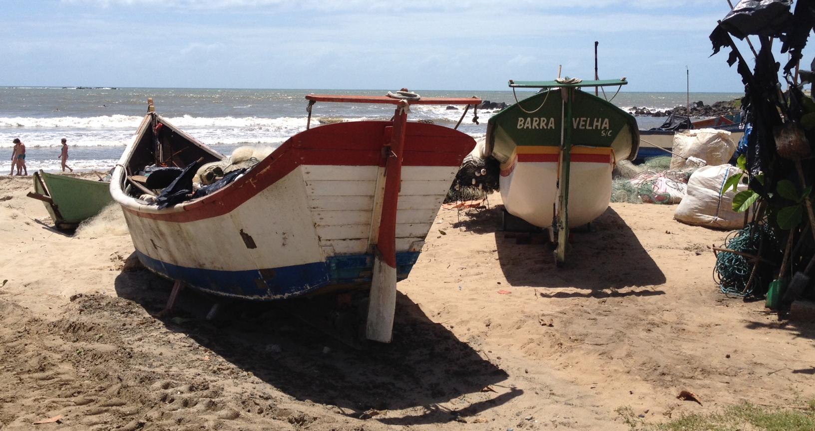 Barra Velha: charme e colonização açoriana