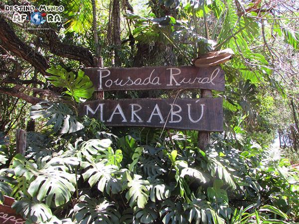 Pousada Marabú, em Rolândia