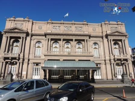 Teatro Cólon em Buenos Aires