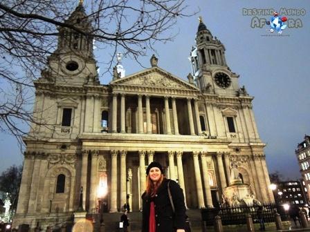 Catedral St. Paul, em Londres