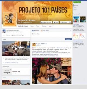 Fanpage Projeto 101 Paises (2)
