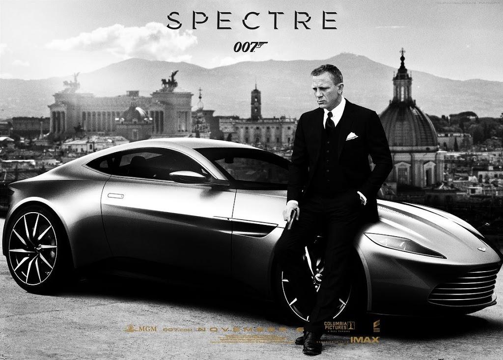 """Nove lugares onde o filme de James Bond, """"Spectre"""", foi filmado"""