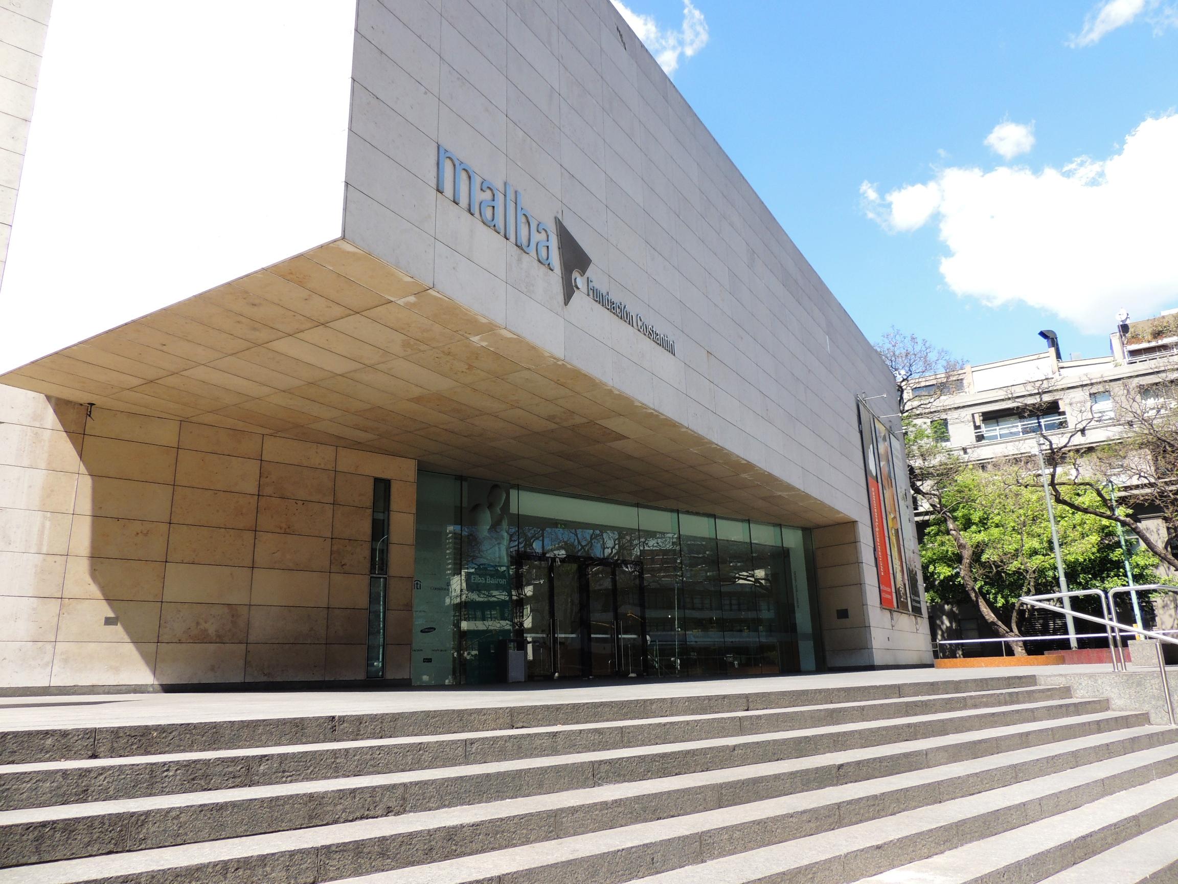 Museu Malba, em Buenos Aires