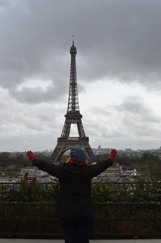 Praça do Trocadero: um dos melhores pontos para ver a Torre Eiffel