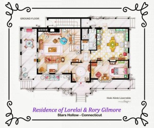 gilmore-girls-was-a-popular-show-until-it-was-cancelled-in-its-seventh-season-rory-and-lorelai-lived-in-this-house-in-fictional-star-hollows-connecticut