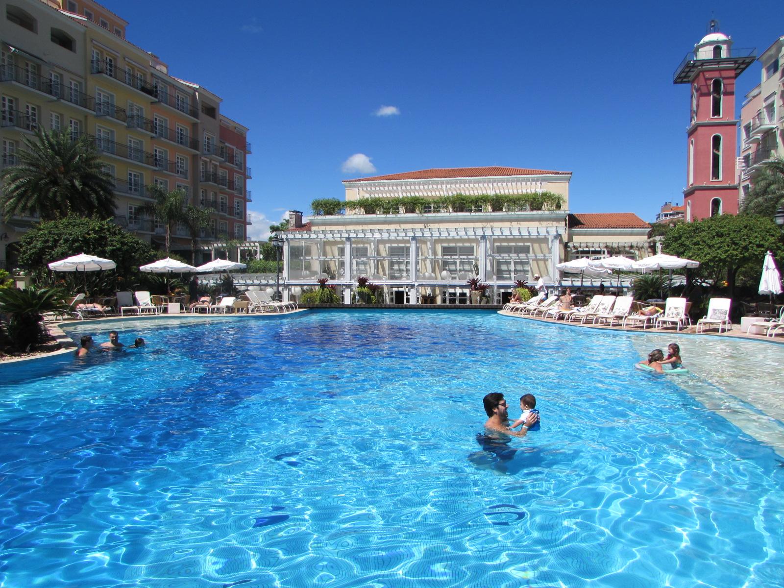 Il Campanario Villaggio Resort, em Jurerê Internacional