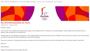 Email confirmacao