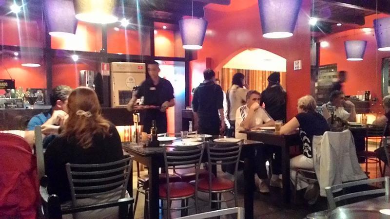 Pizzacom, em Canela