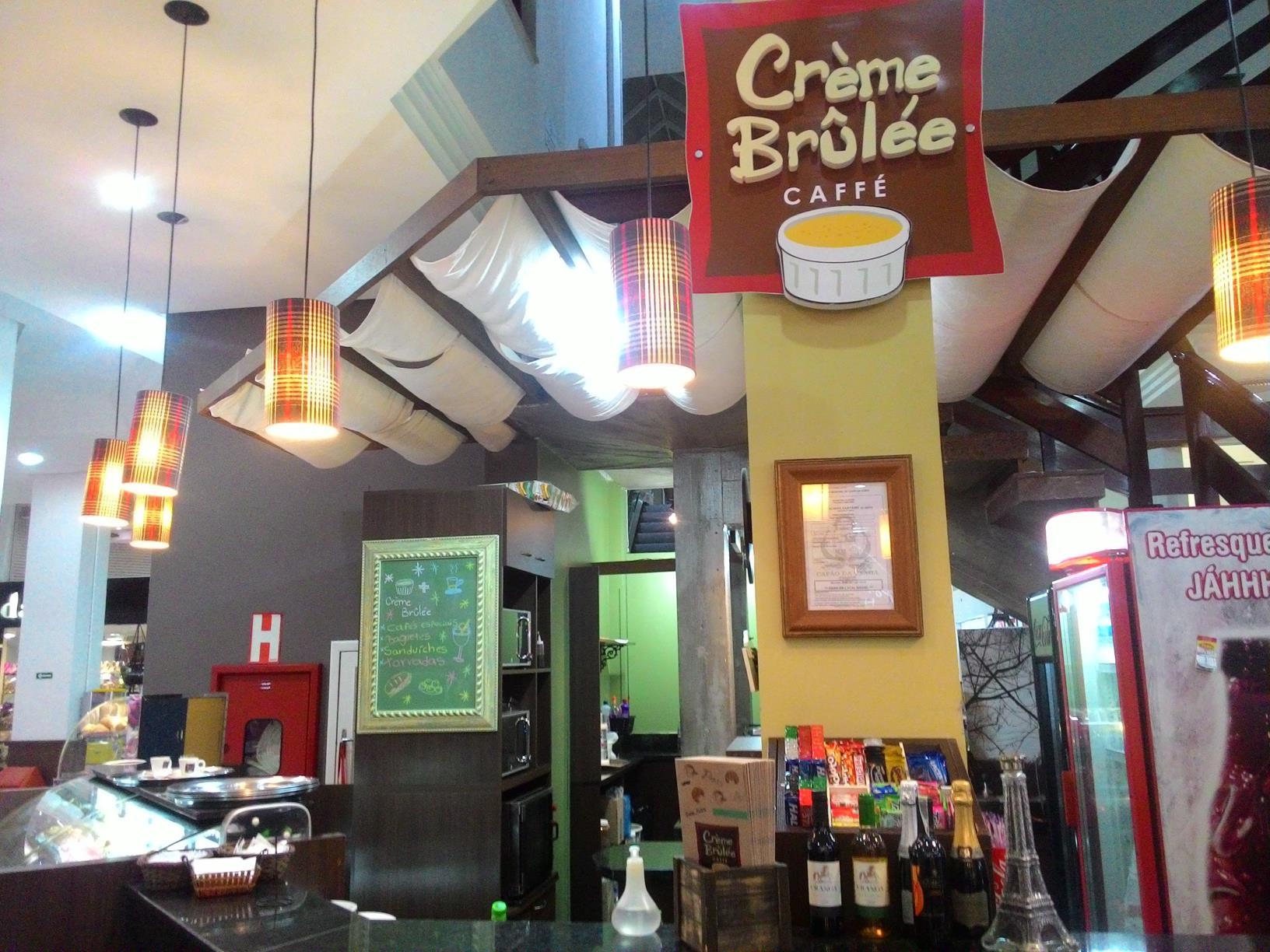 Cafeteria Crème Brûlée, em Capão da Canoa
