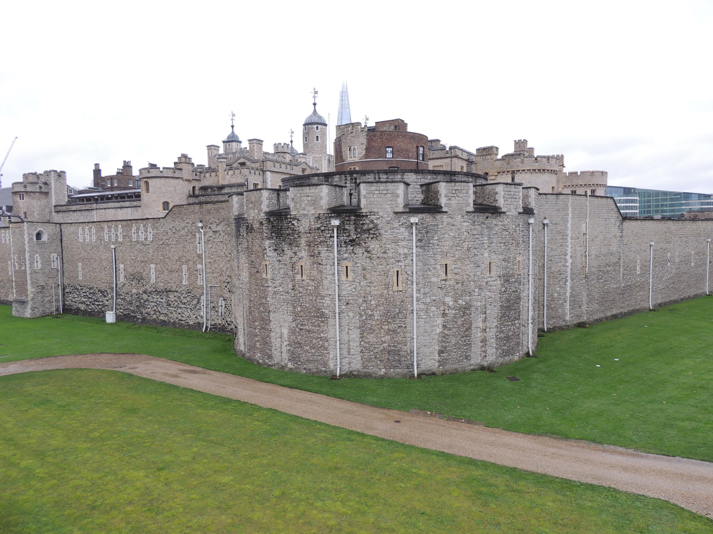 Torre de Londres, em Londres