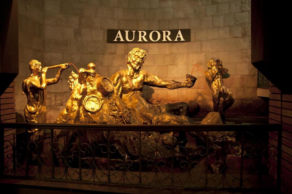 Loja da Vinícola Aurora