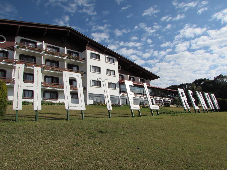 Hotel Renar, em Fraiburgo
