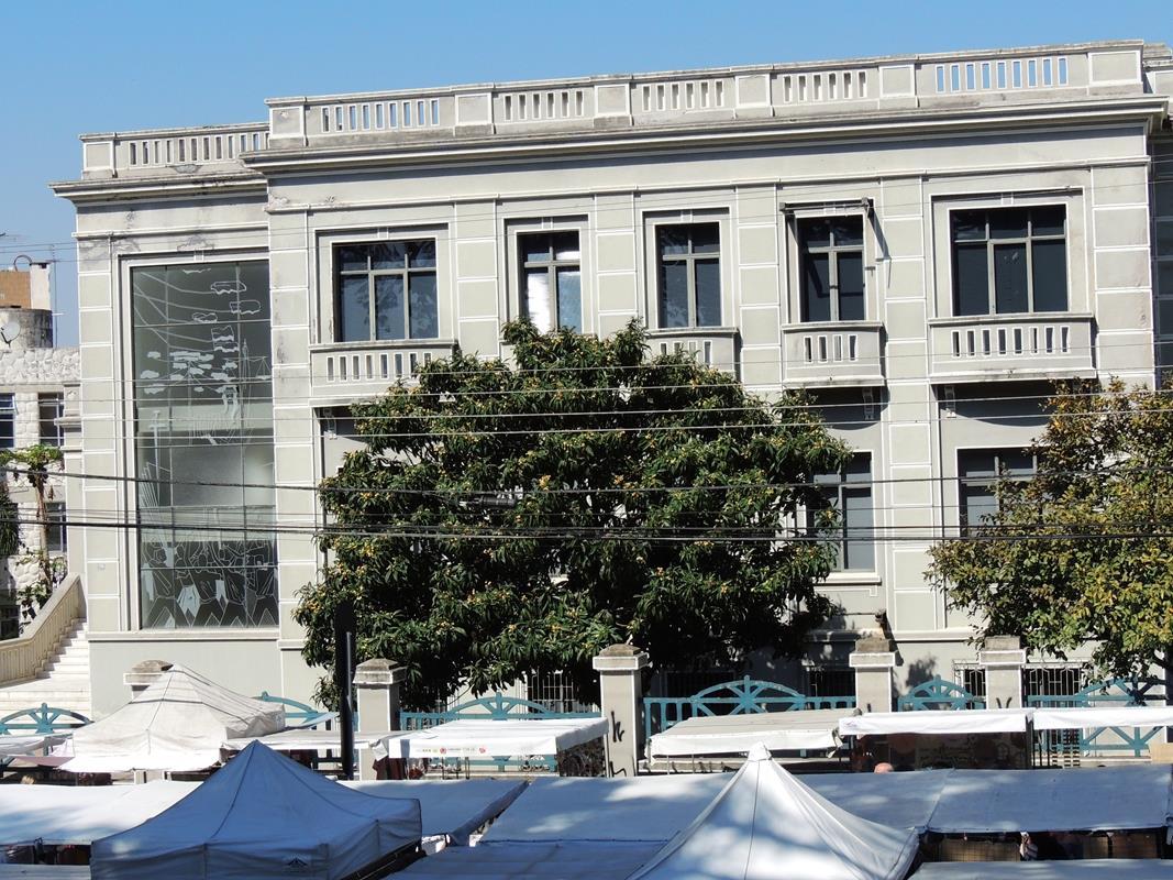 Museu Paranaense, em Curitiba