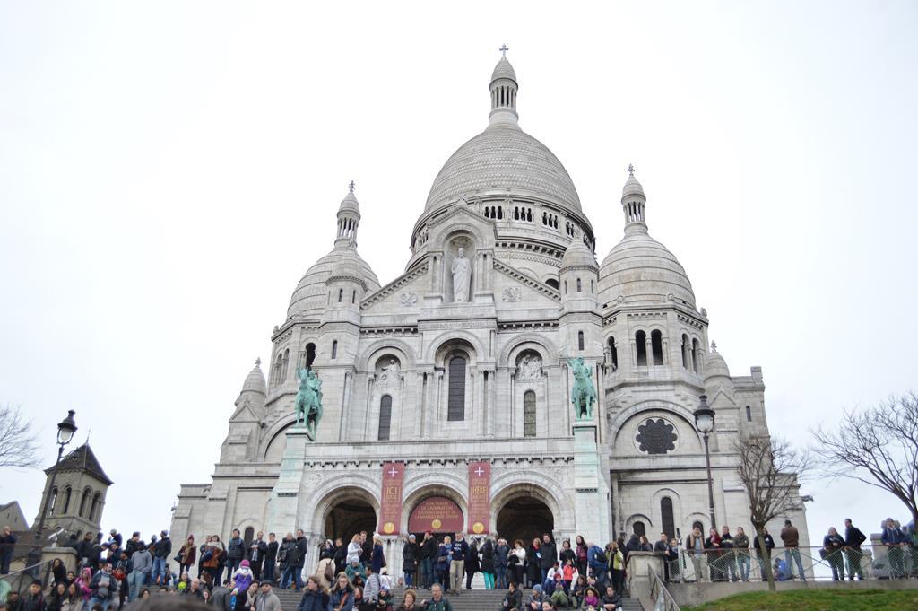 Igreja Sacre Cour em Paris