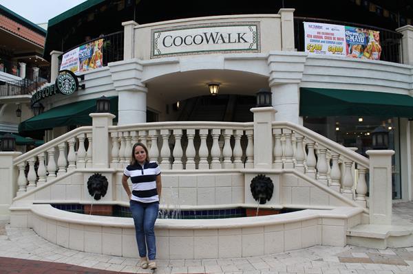 CocoWalk: opção de compras em Coconut Grove, Miami