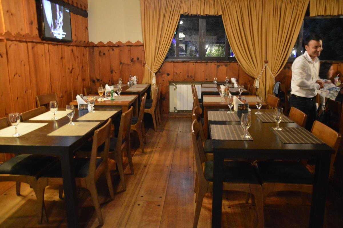 Ritorna Restaurante, em Gramado