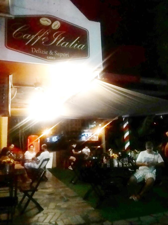 Caffè Itália, em Tubarão