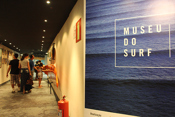 Museu do Surf by Rico, no AquaRio