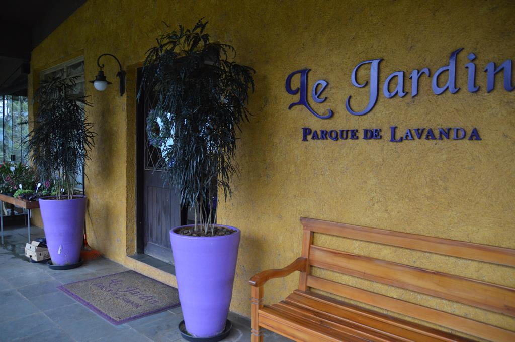 Strudel do Le Jardin, em Gramado