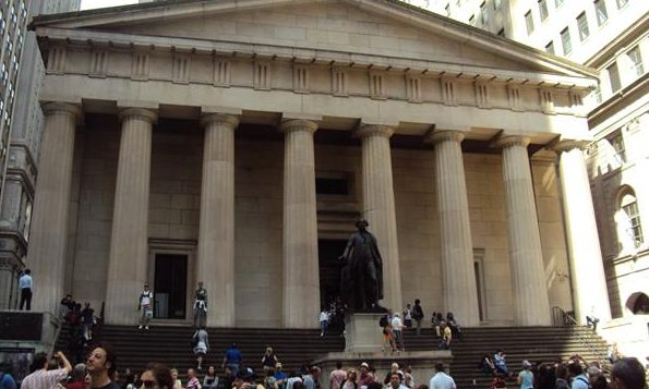 Federal Hall National Memorial, em Nova York