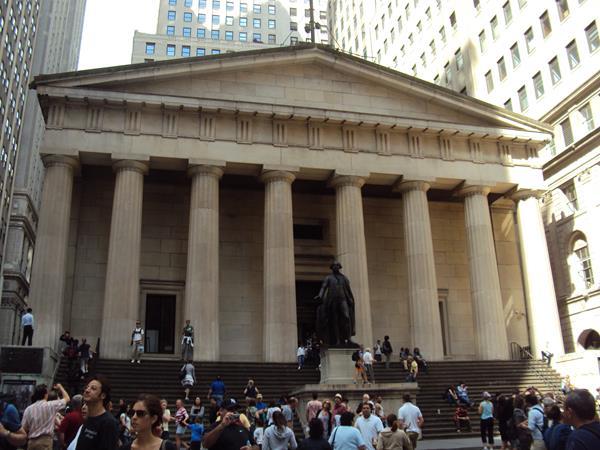 NYC - Federal Hall (2)