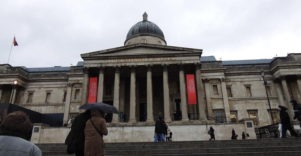 National Gallery, em Londres