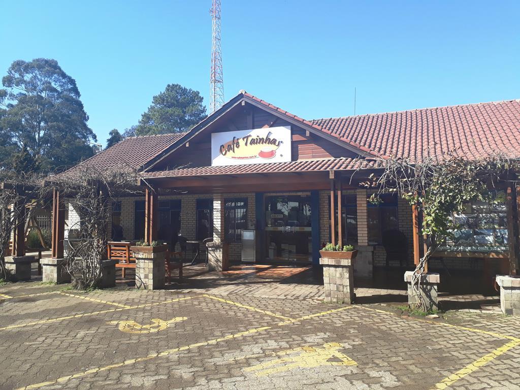Café Tainhas, em São Francisco de Paula