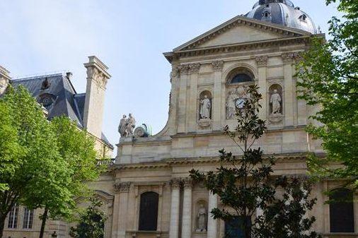 Um dos símbolos da intelectualidade francesa: Sorbonne, em Paris