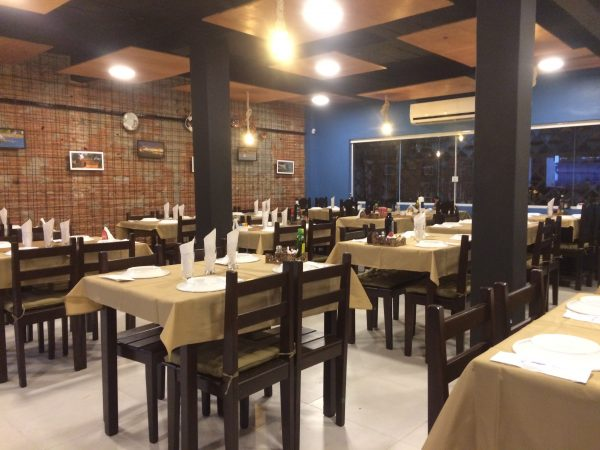 La Ballena Restaurante & Bar, em Laguna