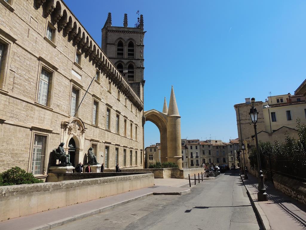 Faculdade de Medicina de Montpellier, França