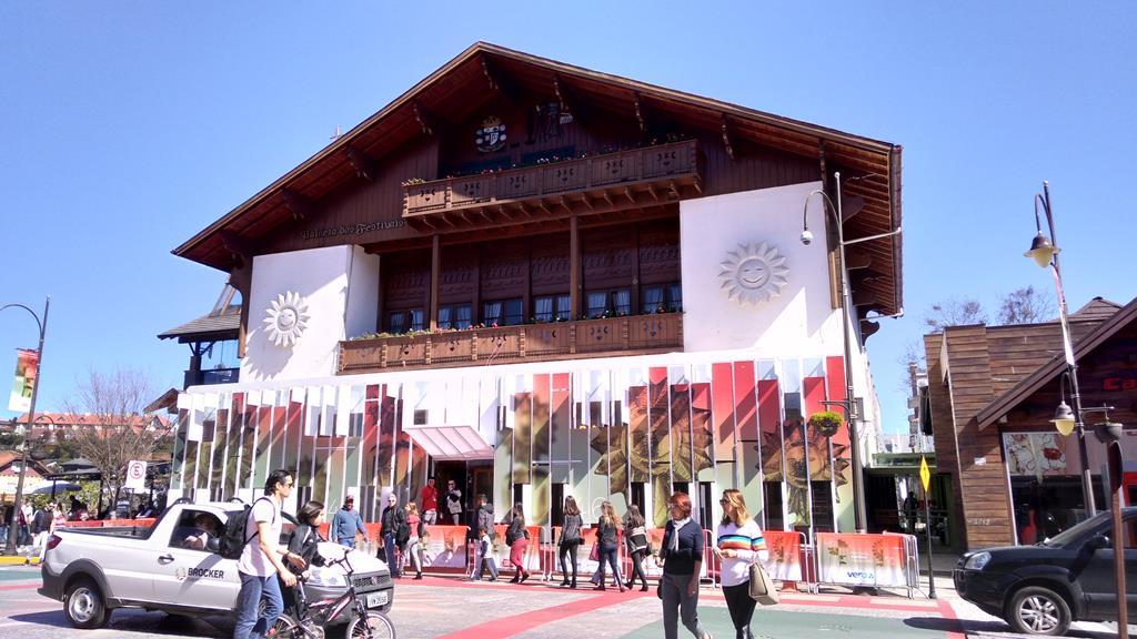 Palácio dos Festivais, em Gramado