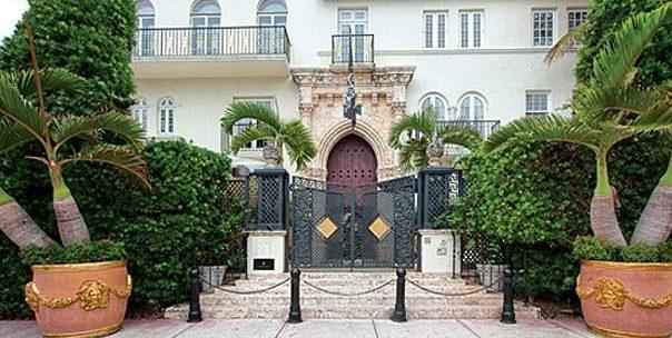 Mansão Versace em Miami