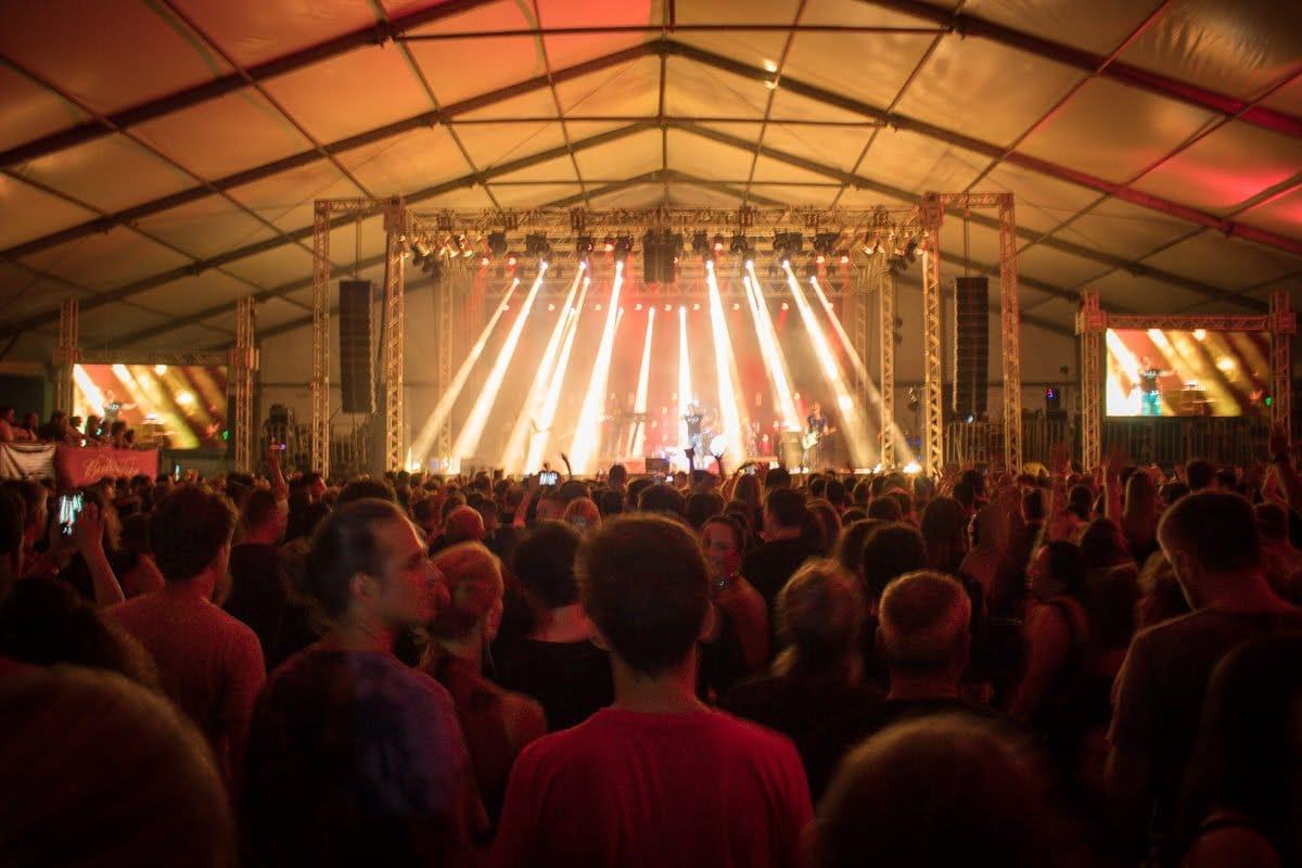 Rock Laguna 2019: sete mil pessoas e muita música