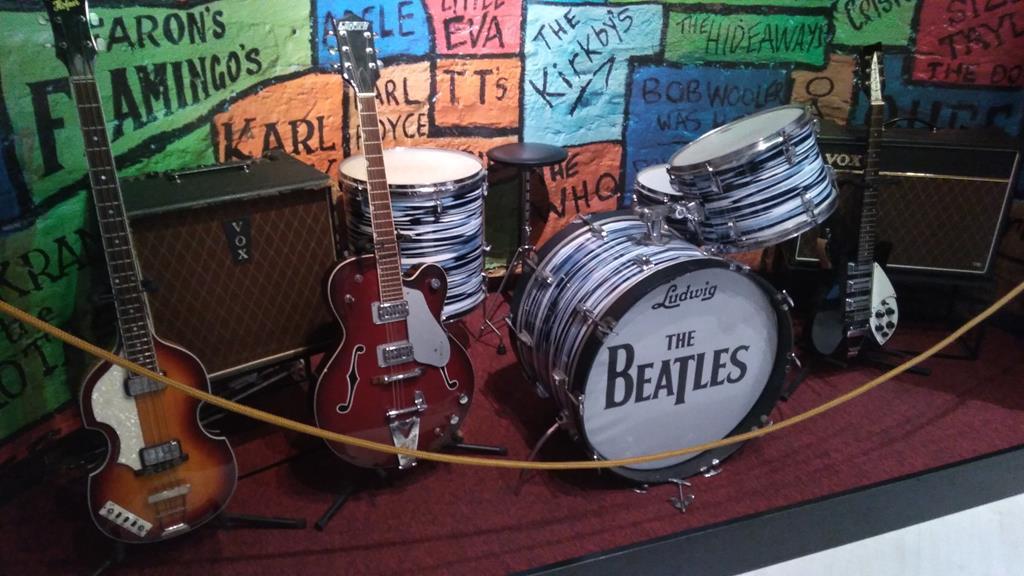 Museu dos Beatles, em Canela