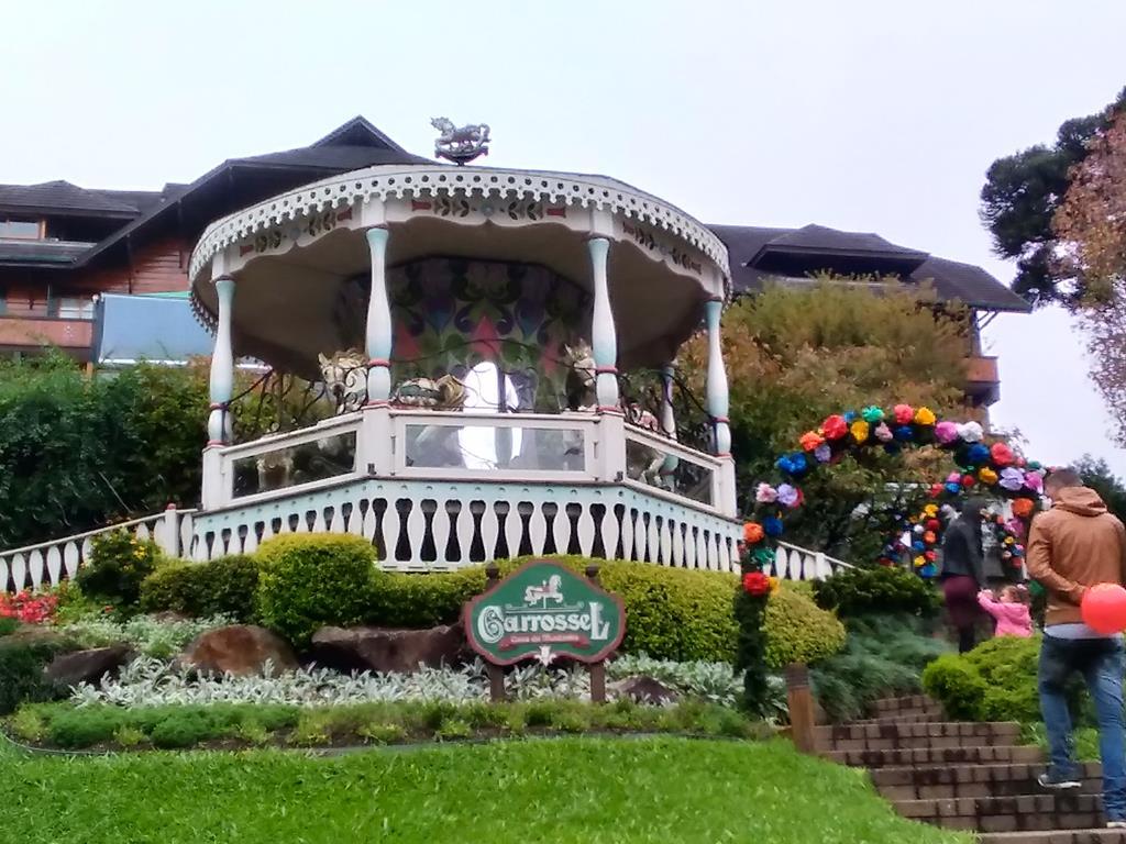 Carrossel da Casa da Montanha, em Gramado