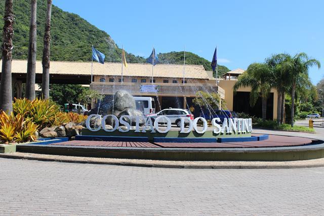 Costão do Santinho Resort, em Florianópolis