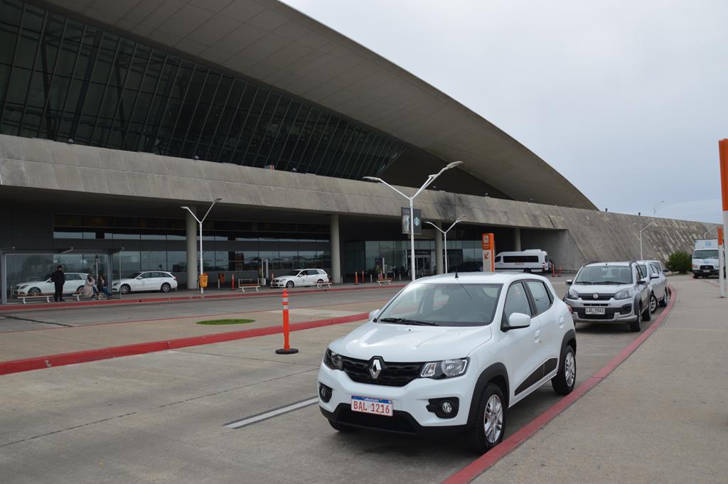 Como ir do Aeroporto de Carrasco para Montevidéu