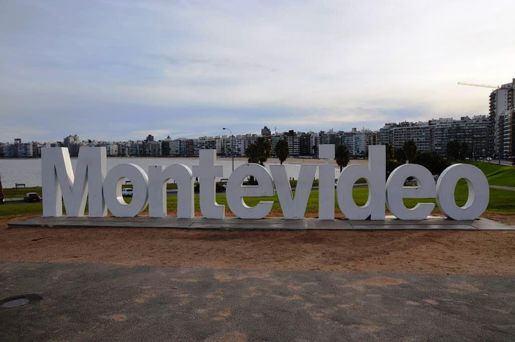 As ramblas de Montevidéu
