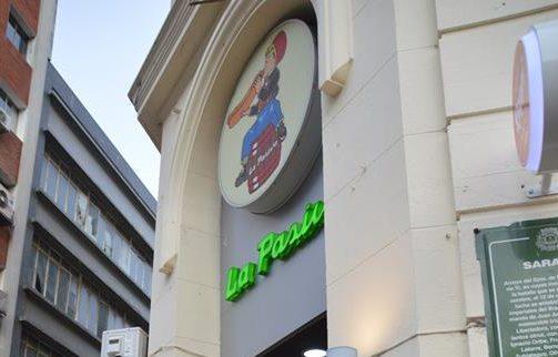 Restaurante La Pasiva, em Montevidéu
