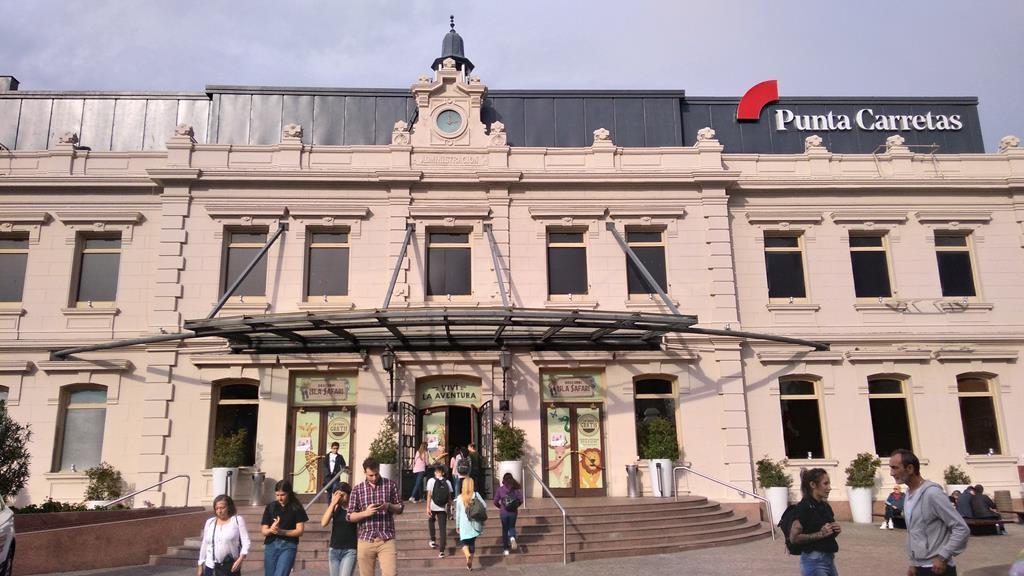Shopping Punta Carretas, em Montevidéu