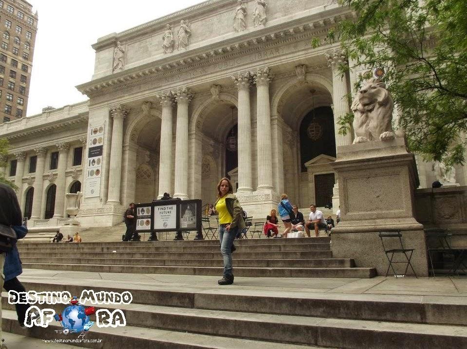 Lugares de Nova York que foram locações de filmes ou séries (e onde estivemos!)