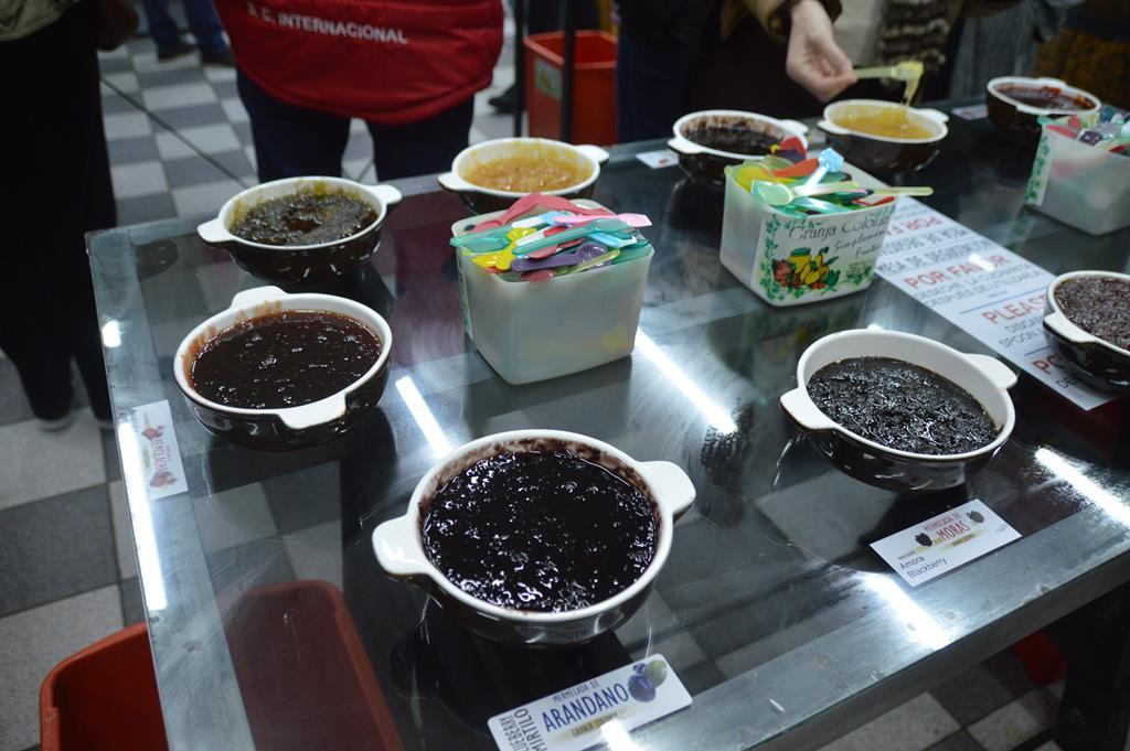 Os doces da Granja Arenas