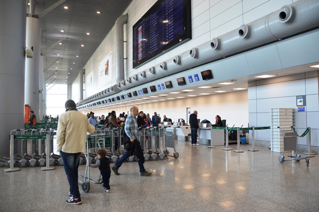 Mudanças no Aeroporto de Porto Alegre