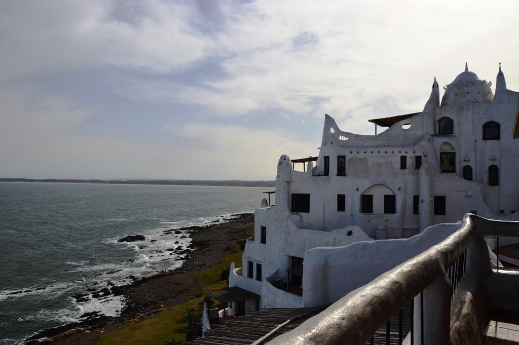 Casapueblo, em Punta Ballena