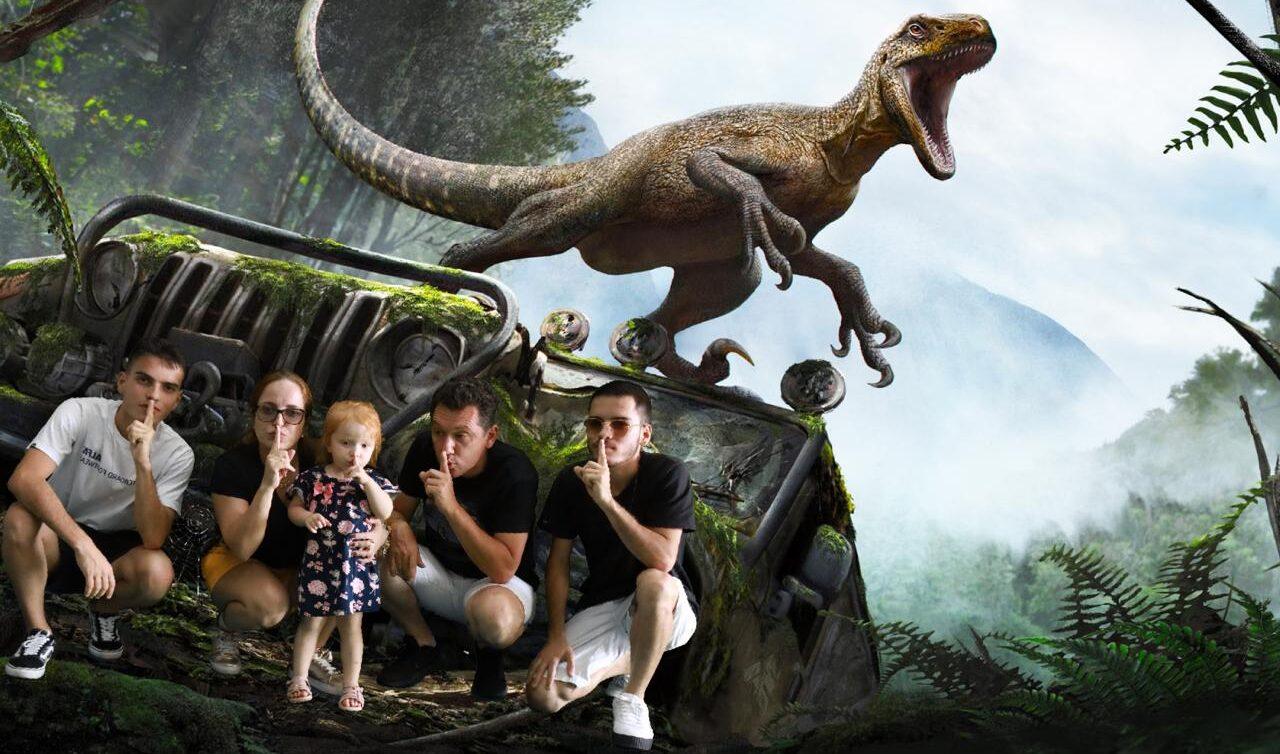 """""""Perdidos"""" no Vale dos Dinossauros, em Canela: parque temático para toda a família"""